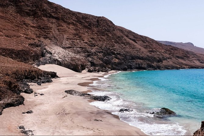 São Nicolau: Hiking Tarrafal - D'Boche de Rotcha Beach