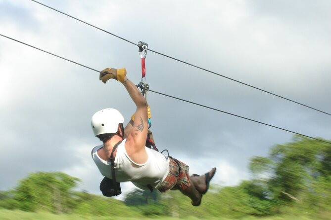 Canopy N´Ride From Puerto Plata City