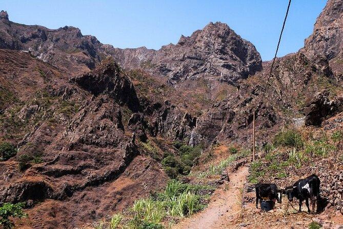 São Nicolau: Hiking Praia Branca - Ribeira da Prata
