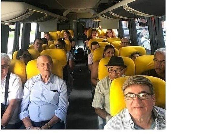 Private Transfer Van - São Miguel Do Gostoso to Natal