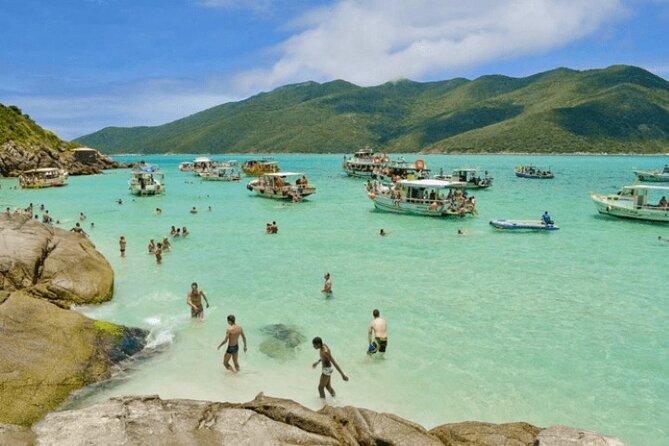 3-Day Tour: Cabo Frio, Arraial & Búzios – A Real Paradise In The Coast Of Rio