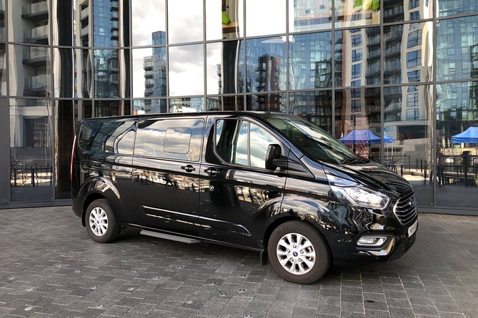 Gatwick Airport to Southampton Minivan Private Transfer