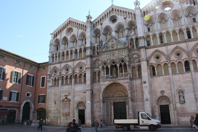 Ferrara Private Walking Tour with a Local Guide