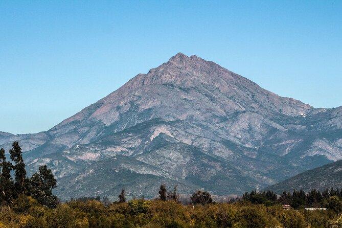 La Campana Hill Trekking from Santiago