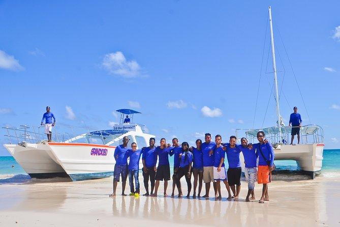 Catamaran Tour From Punta Cana