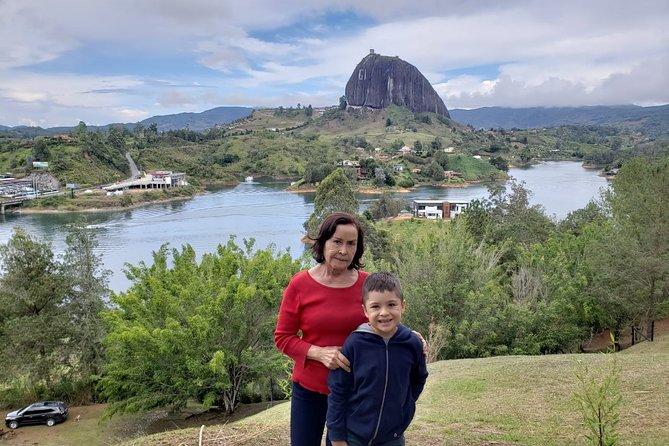 Horseback Andes Paradise with Guatape and El Penol Rock