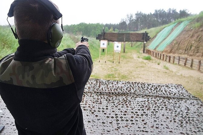 From Krakow Shooting Range