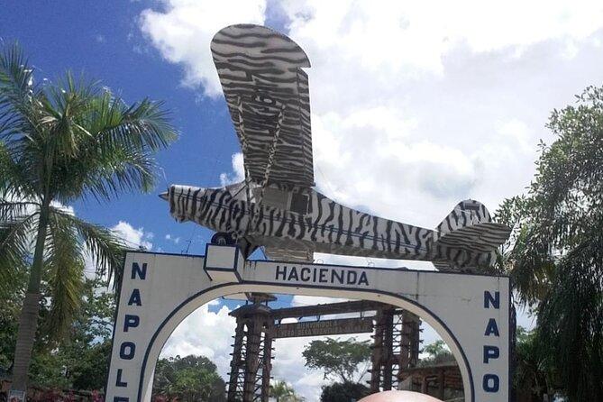 La Hacienda Napoles Private Tour