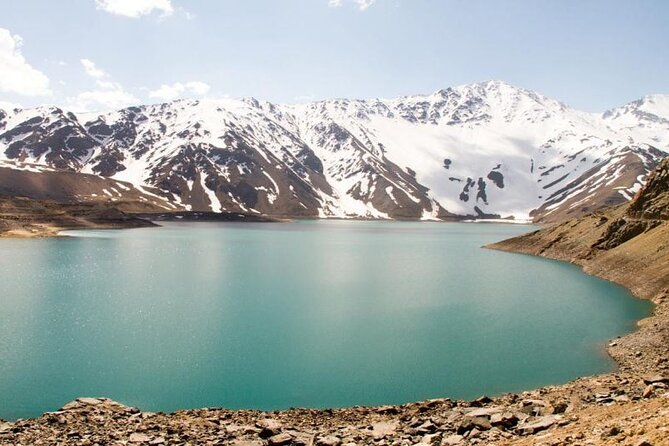 Reservoir Embalse El Yeso Private Tour from Santiago