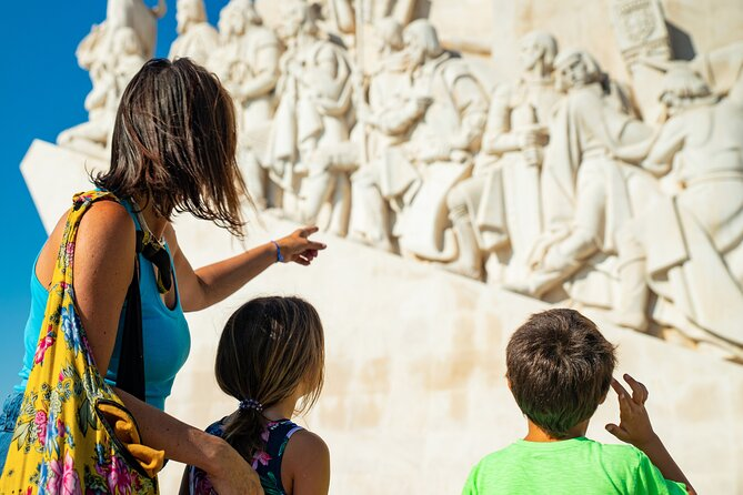 Beautiful Belém Private Tour with your Family