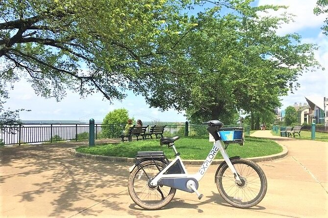 Memphis Guided Bicycle Tour
