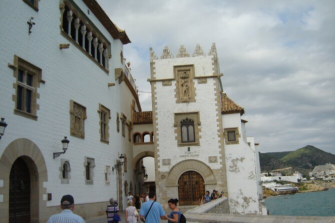 Touristic highlights of Sitges on a Private half day tour with a local