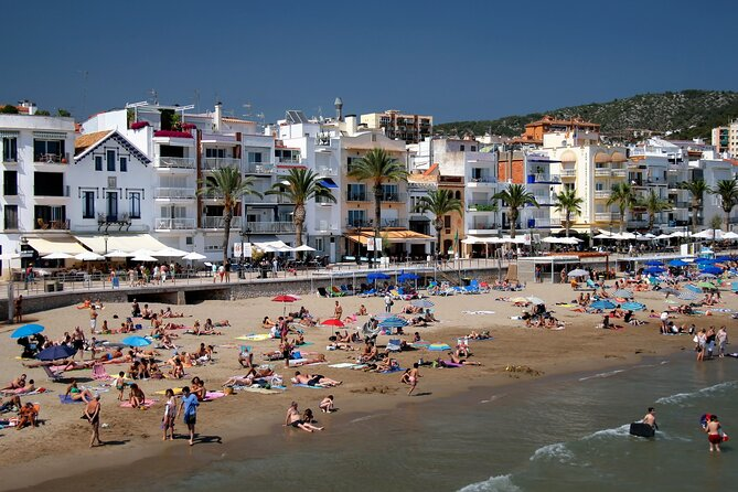 Private Day Trip to Sitges from Barcelona with a local