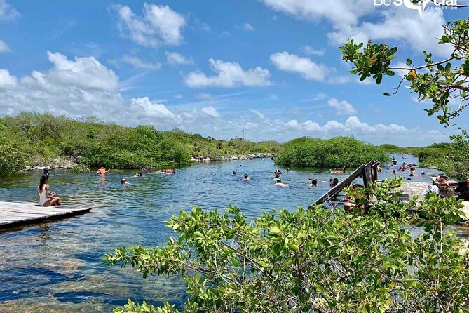 ENJOY the NATURE at Cenote Yalku included Transport, Entrance & Bilingual Guide