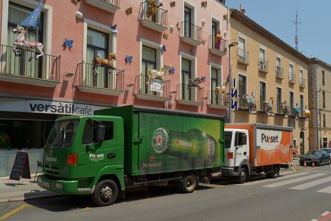Touristic highlights of Figueres on a Private half day tour with a local