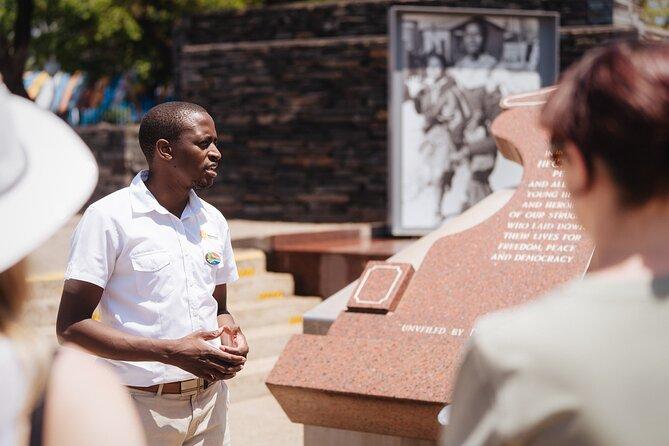 Soweto - Hector Pieterson Memorial