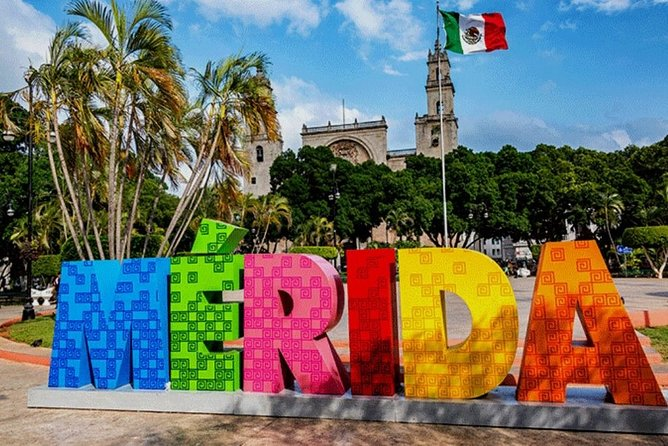 Licenced Transfer - Cancun International Airport or Hotels to Merida Return