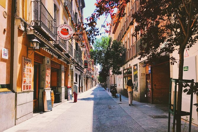 Private tour of Artistic Madrid with a local