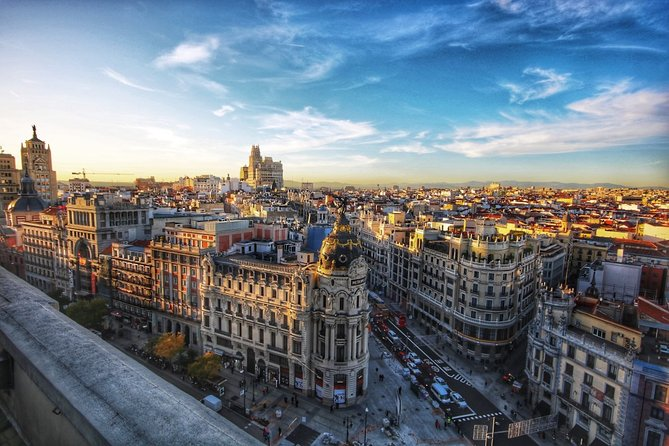 Touristic highlights of Madrid on a Private full day tour with a local