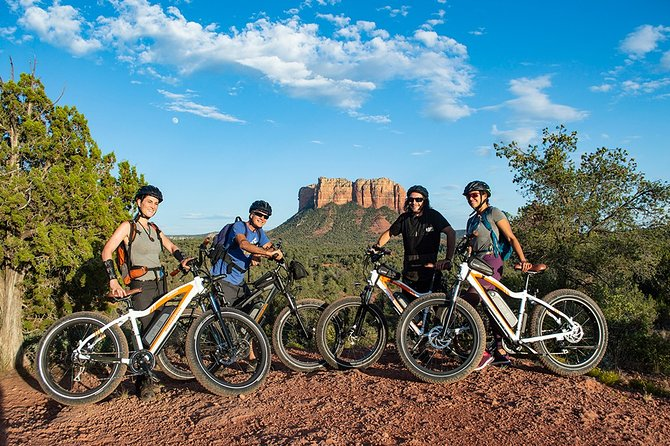 eBike Adventure Tour - Village of Oak Creek 9am