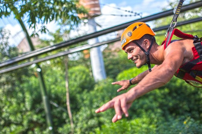 Enjoy 3 Differents parks in 2 Days! Adventure, Fun and Mayan Culture