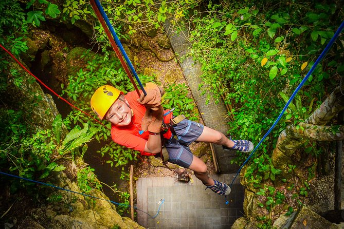 Mayan Extreme Adventure from Cancun