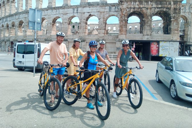 PULA SEASIDE BIKE ADVENTURE | PulaBike |
