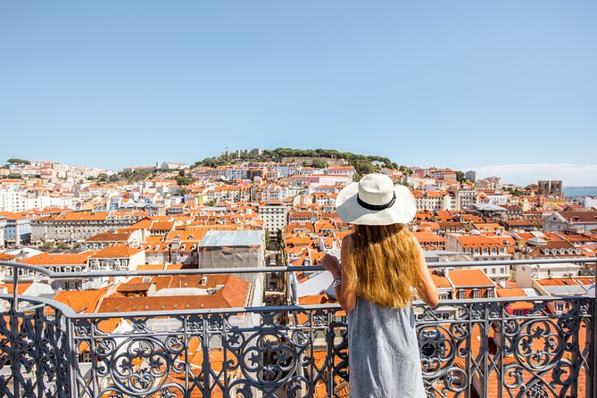 Half-Day Tour in City of Lisbon