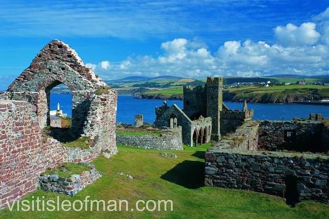 Castles of the Isle of Man
