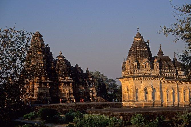 Discover the Spiritual Trails of Khajuraho (2 Hours Guided Temple Tour)