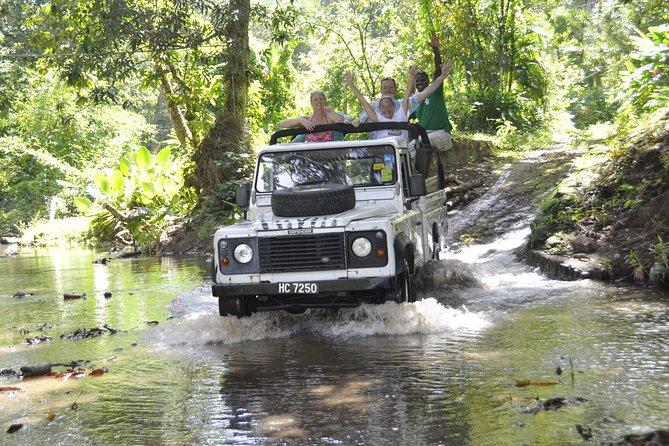 Jeep Safari & Waterfall Adventure
