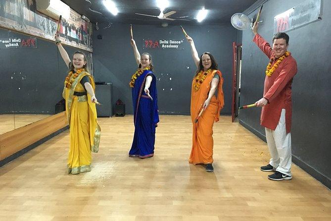 Learn to Dance like a Bollywood Star