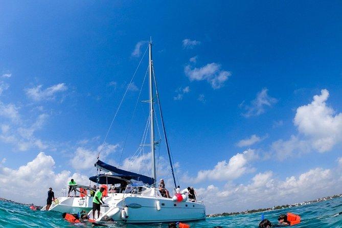 Sailing Away Catamaran Cancun