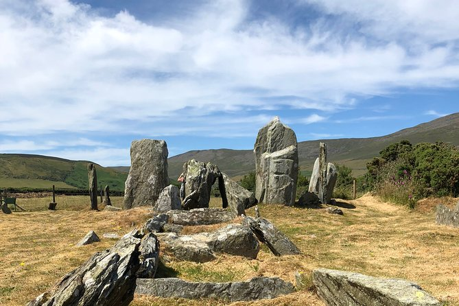 Megaliths of Mann, Ancient Sacred Sites & Stone Carvings in the Isle of Man