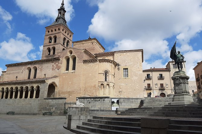 Guided Walking Tour of the Cultural Heritage of Segovia
