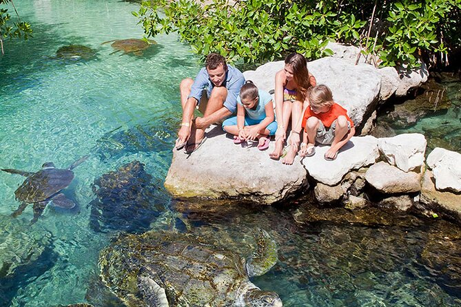 Xcaret Plus Tour All Inclusive Departure from Cancun