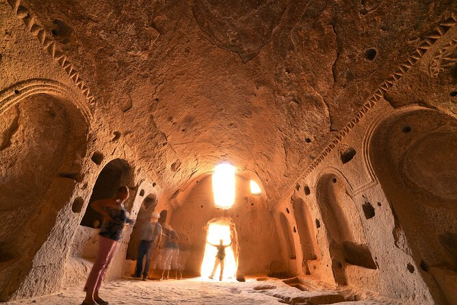 Full Day Private Cappadocia Highlights Tour
