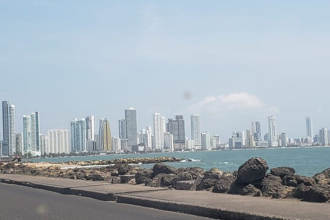 Private airport pick up Cartagena to Bocagrande