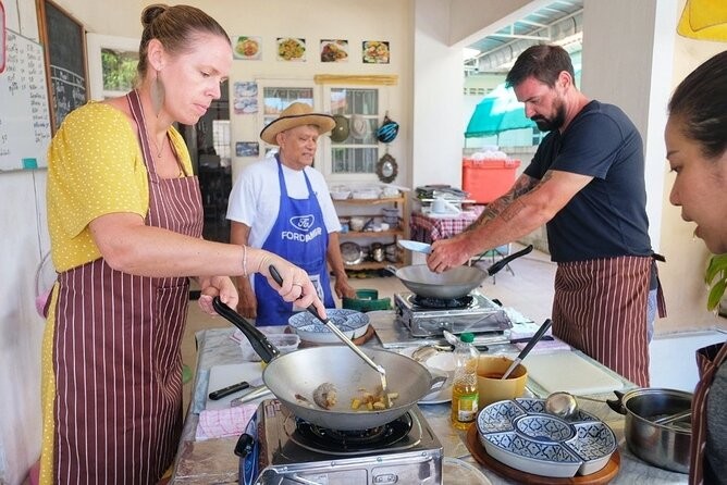 Simple Home Style Cooking Class at Baan Nate in Phuket
