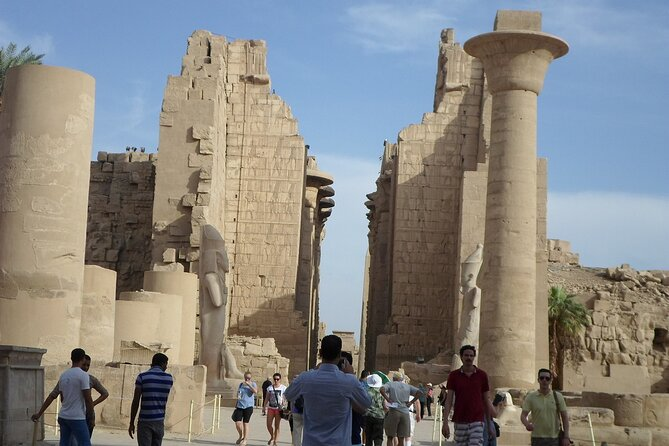 Luxor Day Trip from Hurghada – Discover the Wonders