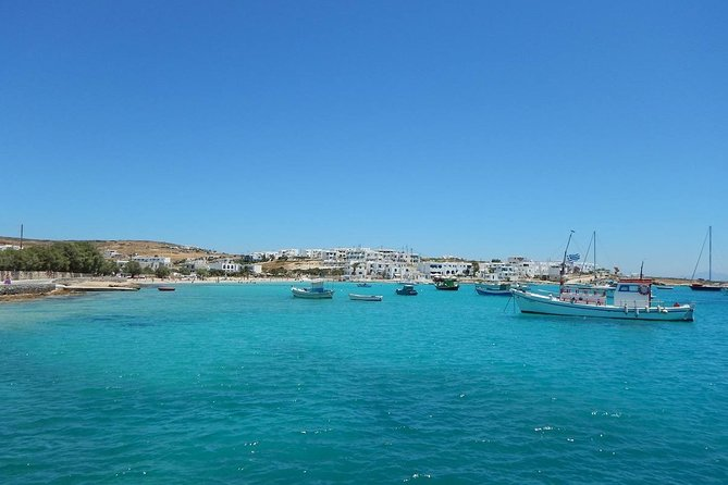 Rina Cave & Small Cyclades Cruise from Naxos