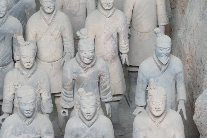 Xi'an Museum Tour: Terra Cotta Army Museum + Shaanxi History Museum