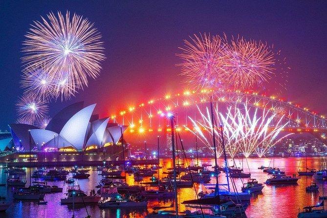 New Years Eve - MV Princess