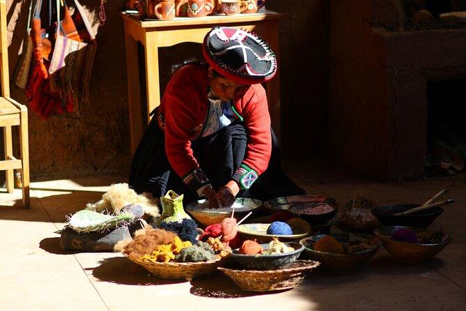 Weaving Workshop Chinchero - Private
