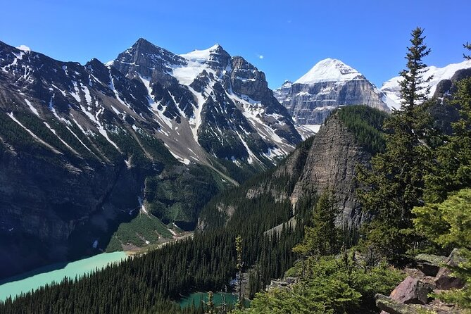 Day Hike in Lake Louise