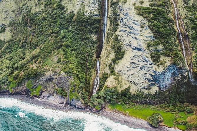 Kohala Valleys & Waterfalls with Remote Hike from Waimea-Kohala