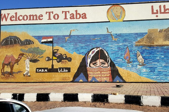Private Transfer to Taba from Sharm el Sheikh