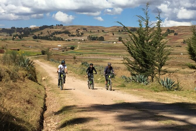 Private Bike Tour to Maras and Pachar Finishing in Artisan Brewery