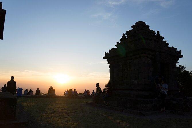 1-Day Yogyakarta Prambanan Breksi Ijo Temple - PRIVATE Tour with Guide