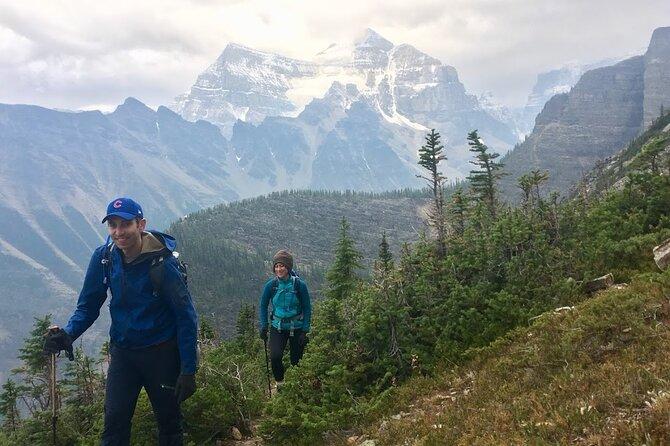 Mount St. Piran, Lake Louise - Canadian Rockies Summit Series